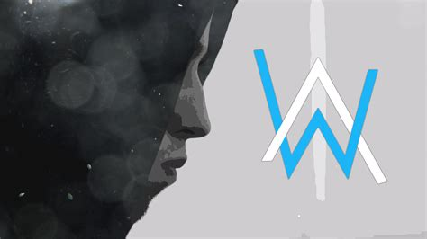 alan walker youtube logo alan walker标识logo高清壁纸 欧美明星 壁纸下载 美桌网