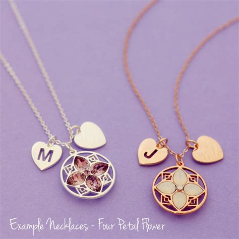 Personalised Handmade Jewellery - personalised jewellery gifts for gift ftempo