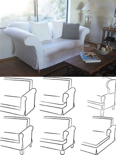 custom slipcover cost custom slipcover style urban fabric canvas white