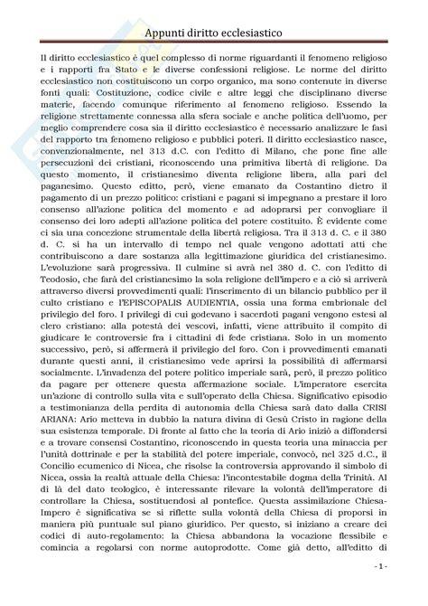 dispensa diritto canonico diritto ecclesiastico e canonico corso completo
