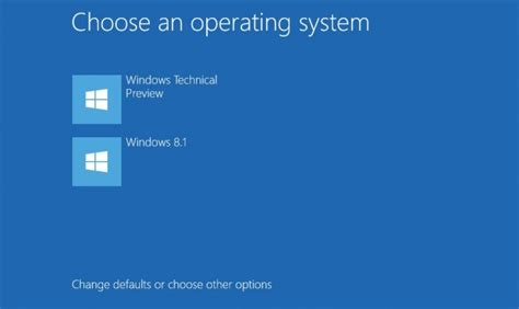 install windows 10 technical preview from usb tips ว ธ สร าง dual boot สำหร บ windows 10 technical