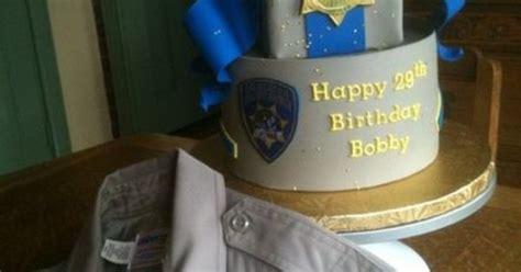 highway patrol happy birthday policeman cakes pinterest happy birthday birthdays  cake