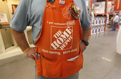 dons home depot apron to air