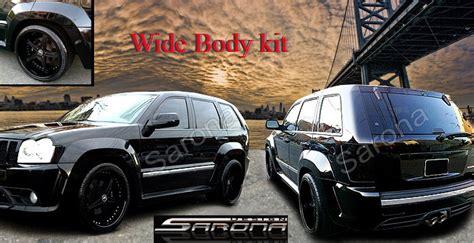 jeep body kits custom jeep grand cherokee suv sav crossover front bumper