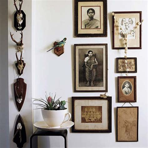 picture frame wall decor more wall decorating ideas the style files