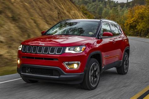 New Jeep 2018 Compass by 2018 Jeep Compass New Car Review Autotrader