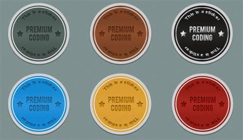 label design templates psd freebie simple stickers part 2 psd premiumcoding