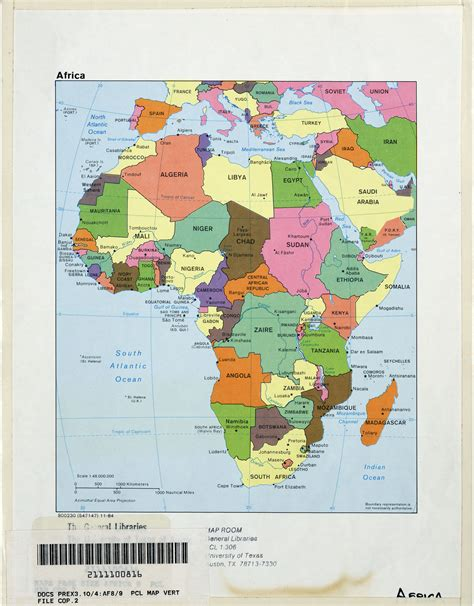africa map pdf africa maps perry casta 241 eda map collection ut library