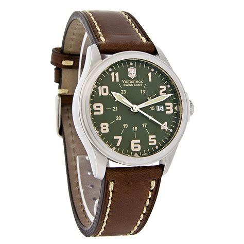 Swiss Army Ba 620 Brown victorinox swiss army infantry vintage mens brown leather