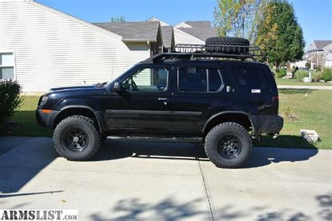 2003 nissan xterra lifted armslist for sale trade lifted 2003 nissan xterra