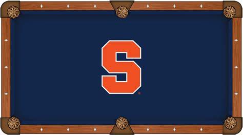 orange pool table cloth syracuse orange pool table felt custom billiard cloth
