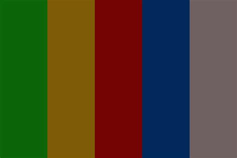 library colors college library color palette