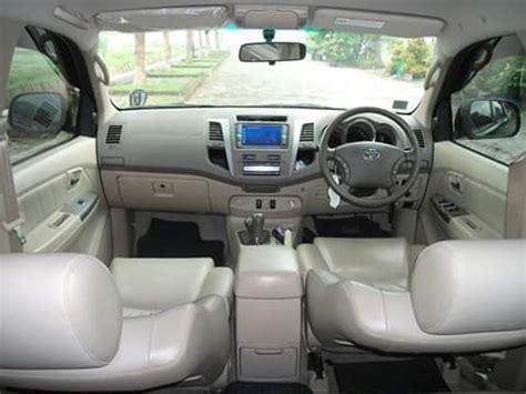 Brakeshoe Fortuner 2008 Generasi 1 Ori Mobil Daihatsu fortuner 2 7 v 4x4 bukan 4x2 th 2008 ori km 50rban