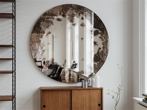frameless picture hanging hang wall mirror cool bathroom mirrors uk 100