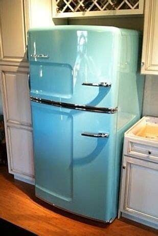 dream kitchen appliances 25 best vintage refrigerators images on pinterest