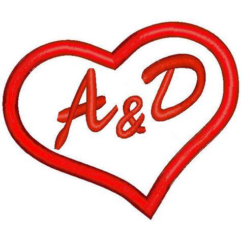 cuore con lettere cuore da 12 cm con frase con ricamo lettere iniziali nomi