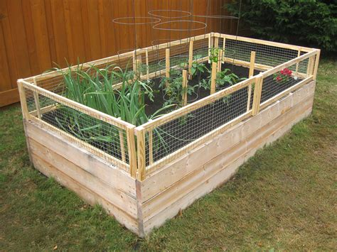 diy raised bed 10 diy raised garden beds to improve your garden