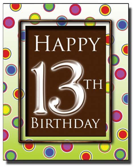 Happy Birthday 13th Birthday Wishes Happy 13th Birthday Nick Birthday Funnies Pinterest