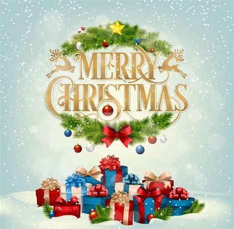 happy  year christmas vector designs computergeekblog