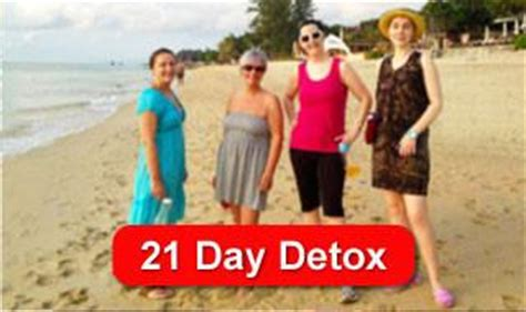21 Day Detox Leaf by Rapid Detox Weight Loss Juice Fasting Packages Samui
