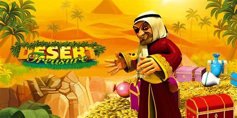 desert treasure  jackpot besar