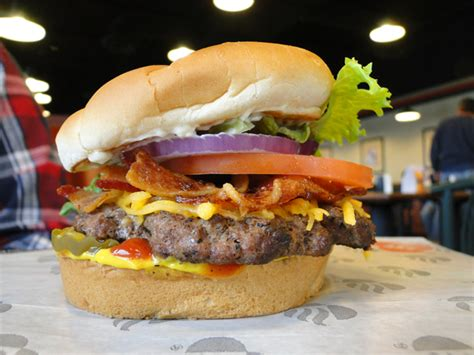 Backyard Burger Nutritional Value A Delicious Burger Solution For The Burger Lover