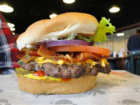 Backyard Yard Burger Backyard Burger