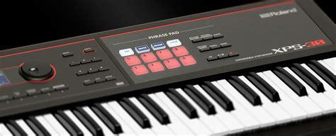 Keyboard Roland Xps roland sintetizzatori