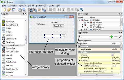 qt layout elements 6 3 creating advanced dialogs and windows itom