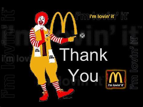 realmacd mcdonald s mission statement