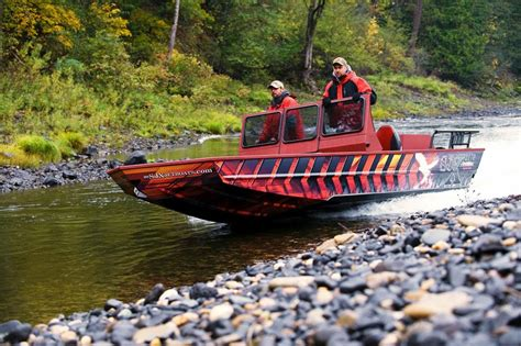 custom jet boat builders snake river boat builders welded aluminum boats