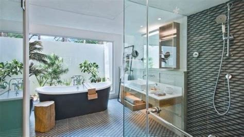 top trends   modern bathroom design creating spaces