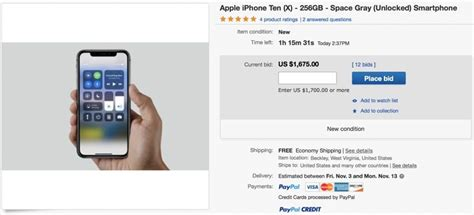 ebay iphone x iphone x models flooding craigslist and ebay amid six week