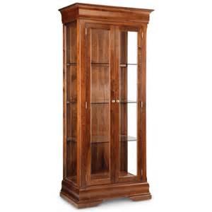 curio cabinet curios cuboards phillipe curio cabinet