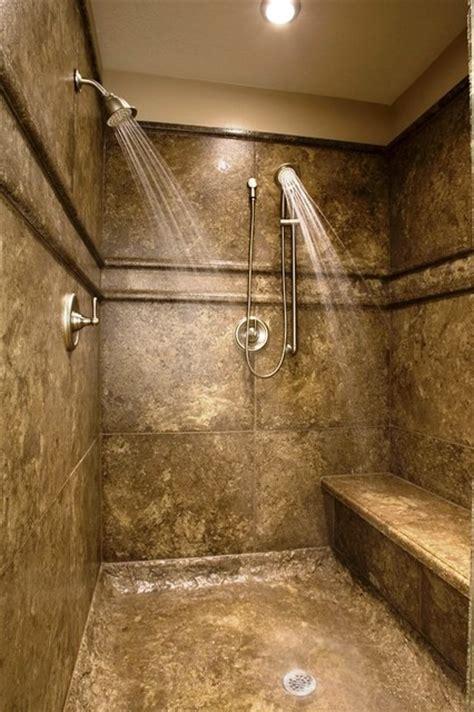 Concrete Shower Walls by Concrete Shower Design