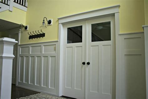 Mission Style Wainscoting by Mission Style Wainscoting Wainscoting And Chair Rail