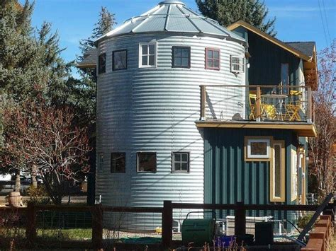 silo houses converted silo home home sweet silo pinterest