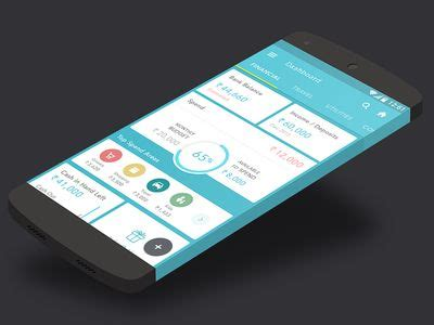 pattern android exle 25 best ideas about financial dashboard on pinterest