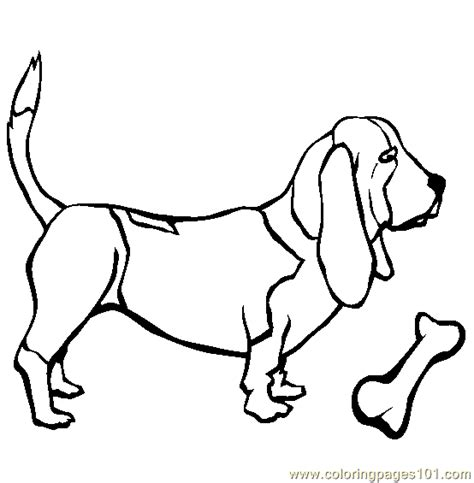 coloring pages hound dog hound dog copper free coloring pages