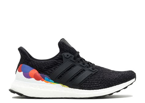 Adidas Ultraboost 11 ultra boost pride quot pride quot adidas cp9632 black white multi flight club