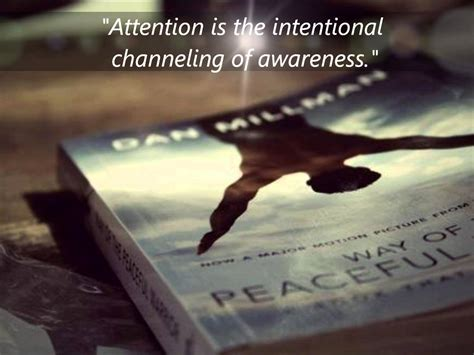bliss read quotes way of the peaceful warrior by dan