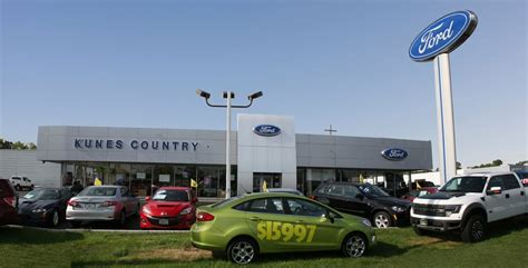 Kunes Country Ford by Kunes Country Ford Lincoln Mercury Of Antioch 16 Photos