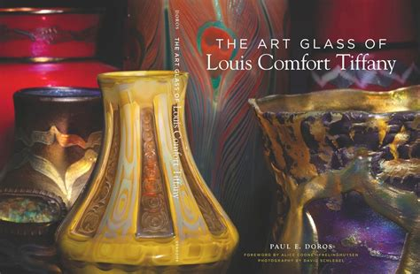 the art glass of louis comfort tiffany the art glass of louis comfort tiffany collectors weekly