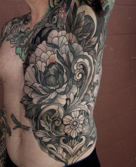 jade tattoo tattoos by jade tattoos blackwork peony and