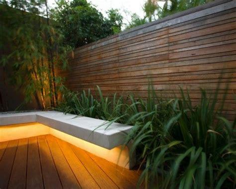 Bank Leuchten by 50 Gartengestaltung Ideen F 252 R Ihren Garten Und Stil