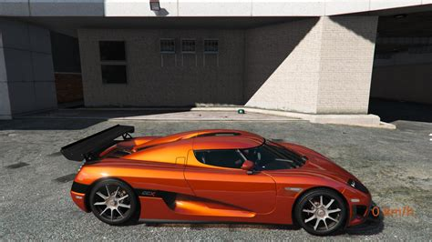 koenigsegg gta 5 2006 koenigsegg ccx autovista add on replace tuning