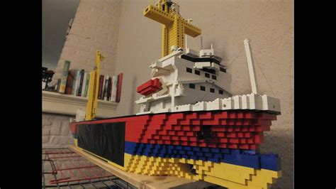 how to build a lego boat that floats how to make a floating lego boat youtube