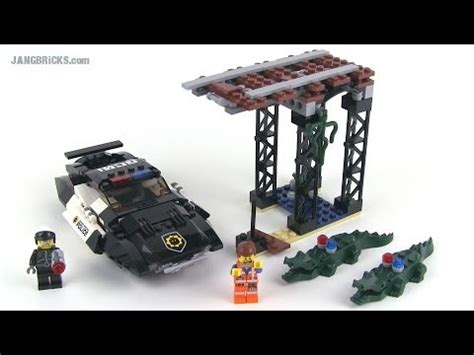 Set 2in1 lego set review bad cop s pursuit 70802