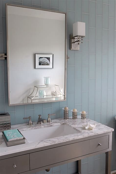Blue And Grey Bathroom Ideas Gray And Blue Bathroom Ideas Contemporary Bathroom Mabley Handler