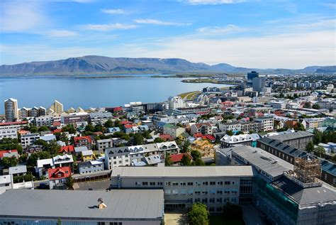 Reykjavik For The Country by An Pop Of Colour In Iceland S Capital City